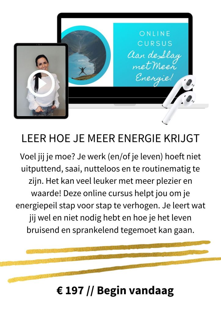 energie bore out